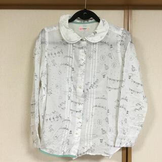 プードゥドゥ(POU DOU DOU)の長袖ブラウス コトリ(シャツ/ブラウス(長袖/七分))