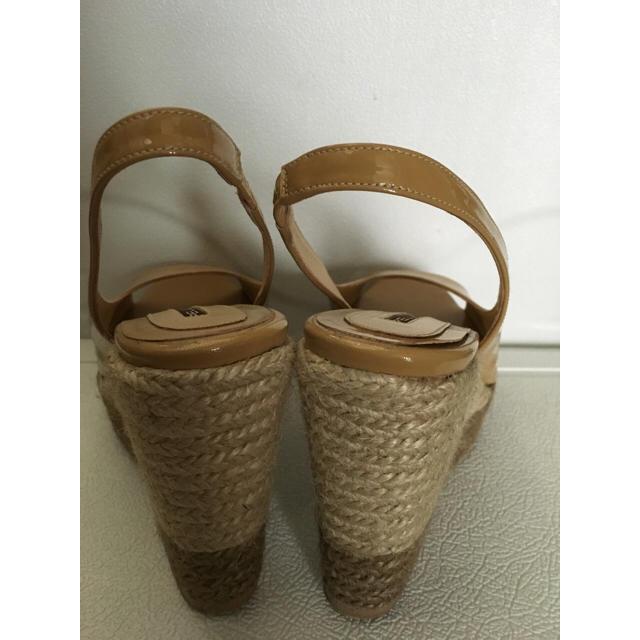 DEUXIEME CLASSE(ドゥーズィエムクラス)のPELLICOサンダル38 レディースの靴/シューズ(サンダル)の商品写真