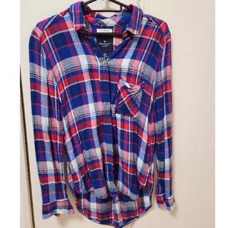 アメリカンイーグル(American Eagle)のAMERICAN EAGLE シャツ(シャツ/ブラウス(長袖/七分))