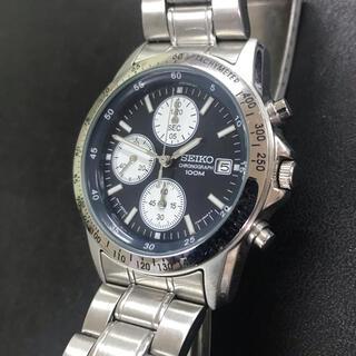 セイコー(SEIKO)の腕時計 セイコー メンズ クロノグラフ  (腕時計(アナログ))