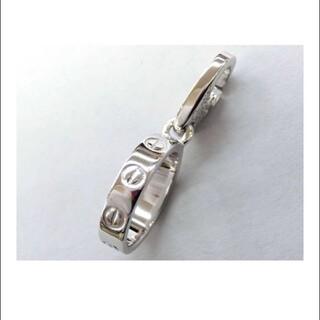 カルティエ(Cartier)のカルティエラブ チャーム750k18最終値下げ(チャーム)