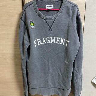 フラグメント(FRAGMENT)のフラグメント×コンバース トレーナー Mサイズ(スウェット)