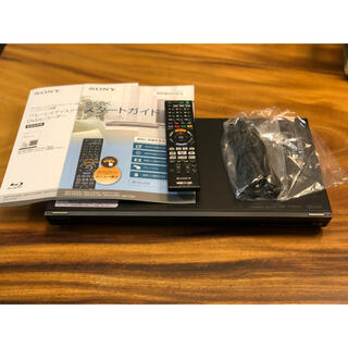 SONY - SONY ブルーレイ BDZ-EW500 ジャンク品