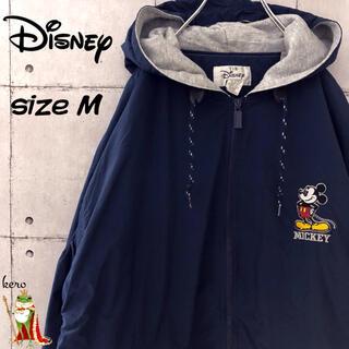 ディズニー(Disney)の【超レア】ディズニー ミッキーマウス ナイロンジャケット(ナイロンジャケット)