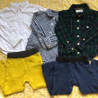 コドモビームス(こどもビームス)の90 男の子 シャツ パンツ ズボン セット (パンツ/スパッツ)
