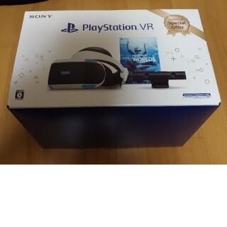 プレイステーションヴィーアール(PlayStation VR)の未開封新品 playstation VR Special Offer 2020 (家庭用ゲーム機本体)