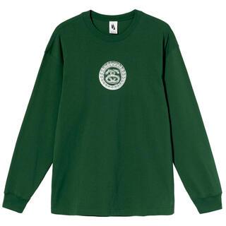 NIKE - 【送料込み★】NIKE × STUSSY ロングスリーブTシャツ XL 緑