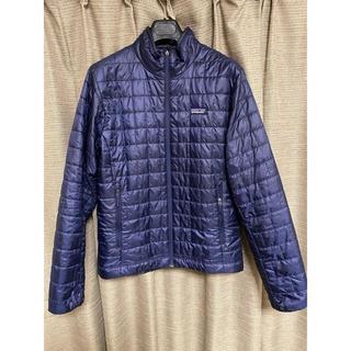 patagonia - パタゴニア メンズナノパフジャケット ネイビーSサイズ