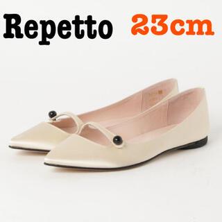 レペット(repetto)の【24時間以内発送】美品 Repetto レペット フラットシューズ(バレエシューズ)