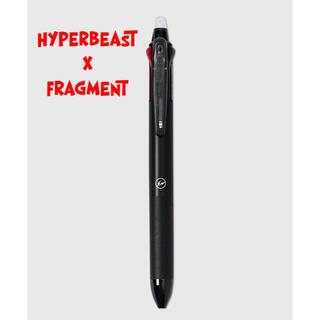 FRAGMENT - HYPERBEAST X FRAGMENT フリクション3色ボールペン