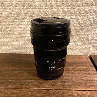 ライカ(LEICA)の【美品】leica dg 8-18mm f2.8-4.0 ズームレンズ(レンズ(ズーム))