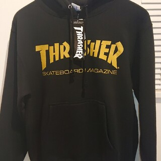 スラッシャー(THRASHER)の新品未使用 THRASHER スラッシャー パーカー トレーナー(パーカー)