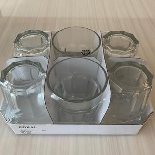 イケア(IKEA)のIKEA イケア グラスセット 新品(グラス/カップ)