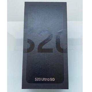 アンドロイド(ANDROID)のGalaxy S20 utralはGalaxy S20シリーズ 韓国版 (スマートフォン本体)