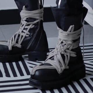 リックオウエンス(Rick Owens)の求rick owens boots(ブーツ)