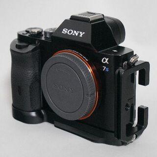 ソニー(SONY)のSONY α7S ILCE-7S ボディ 本体 a7s 美品(デジタル一眼)