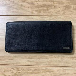トゥミ(TUMI)のTUMI トゥミ 長財布 メンズ シンプル ブラック(長財布)