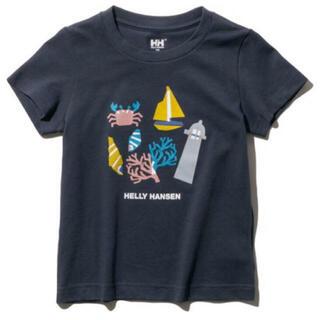ヘリーハンセン(HELLY HANSEN)のヘリーハンセンHELLY HANSENショートスリーブ マリングラフィックティー(Tシャツ/カットソー)