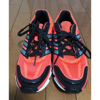 アディダス(adidas)のアディダス ランニングシューズ スニーカー(シューズ)