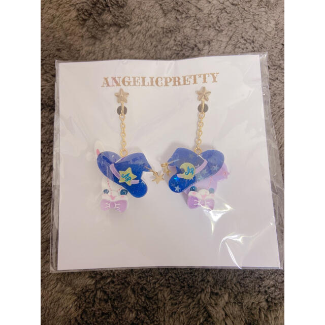 Angelic Pretty(アンジェリックプリティー)のangelic pretty Little Witchフレンズイヤリング レディースのアクセサリー(イヤリング)の商品写真