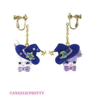 アンジェリックプリティー(Angelic Pretty)のangelic pretty Little Witchフレンズイヤリング(イヤリング)