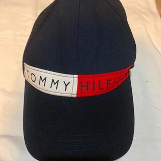 トミーヒルフィガー(TOMMY HILFIGER)のTOMMY  HILFIGER   CAP  メンズ レディース(キャップ)