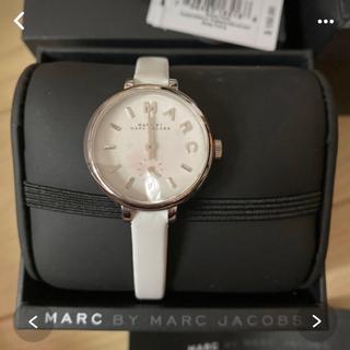 マークバイマークジェイコブス(MARC BY MARC JACOBS)のMARC BY MARC JACYBS 腕時計(腕時計)