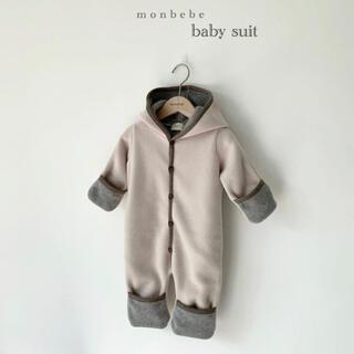 petit main - monbebe handmade suit