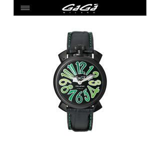 ガガミラノ(GaGa MILANO)のガガミラノ レディース腕時計 5022.3(腕時計)
