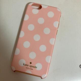 ケイトスペードニューヨーク(kate spade new york)のケイトスペード iPhone6ケース(iPhoneケース)