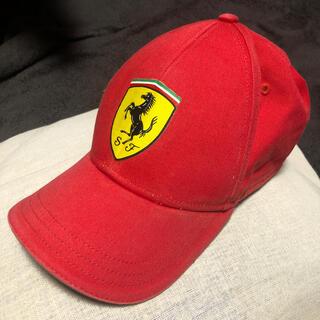 フェラーリ(Ferrari)のフェラーリ キャップ 子供用(帽子)