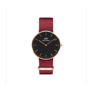 ダニエルウェリントン(Daniel Wellington)のダニエルウェリントン メンズ腕時計 保証書付き(腕時計(アナログ))