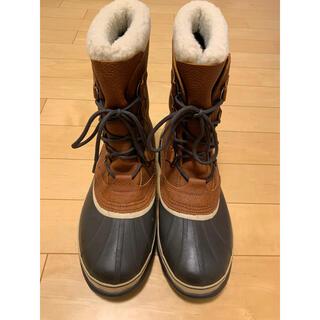 ソレル(SOREL)の新品 未使用 SOREL CARIBOUwool (ブーツ)