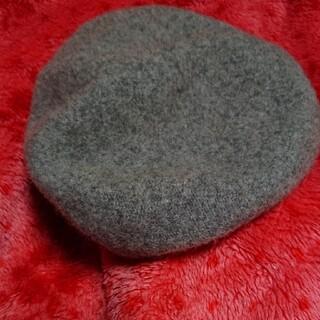 アースミュージックアンドエコロジー(earth music & ecology)のearthベレー帽(ハンチング/ベレー帽)