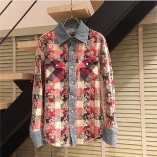 アユイテ(AYUITE)のUVERworld TAKUYA∞着用 AYUITEチェックシャツ(シャツ)