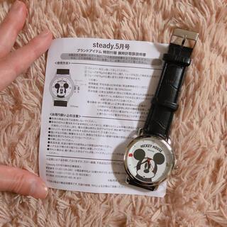 最終値下げ ミッキーマウス 腕時計 MICKEY MOUSE ☺︎