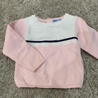 ジャカディ(Jacadi)のジャカディ 新品未使用 トップス セーター(ニット/セーター)
