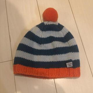 プチバトー(PETIT BATEAU)の美品 プチバトー ニット帽(帽子)