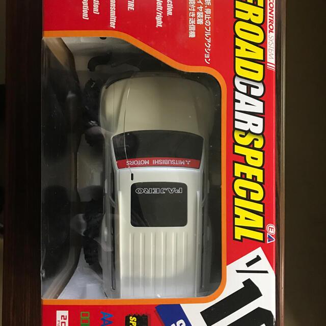NIKKO(ニッコー)の新品 ニッコー パジェロ ラジコン エンタメ/ホビーのおもちゃ/ぬいぐるみ(ホビーラジコン)の商品写真