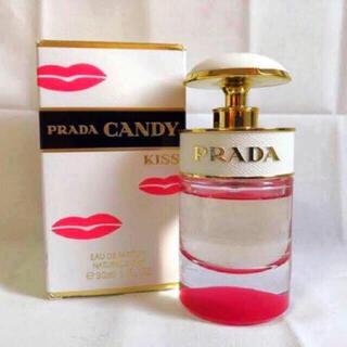 プラダ(PRADA)の【新品】PRADA CANDY KISS 30ml(ユニセックス)