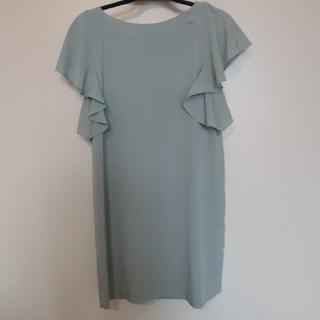 ザラ(ZARA)のZARA basic ドレス(ミディアムドレス)