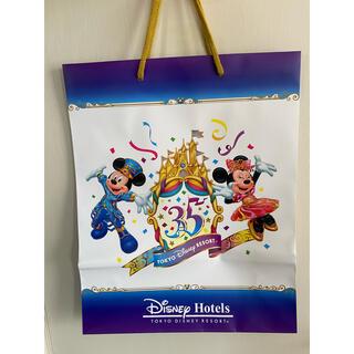 ディズニー(Disney)のディズニーランドホテル アメニティー 紙袋(アメニティ)