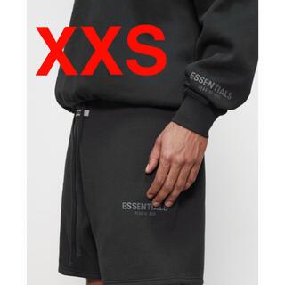 フィアオブゴッド(FEAR OF GOD)のfear of god essentials ショーツ ハーフパンツ 黒 XXS(ショートパンツ)