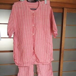 ユニクロ(UNIQLO)のユニクロ半袖パジャマ綿麻(パジャマ)