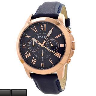 FOSSIL - フォッシル FOSSIL 腕時計 グラント FS4835 メンズ