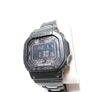 カシオ(CASIO)の[CASIO] 時計 Gショック 電波ソーラー 稼働品(腕時計(デジタル))