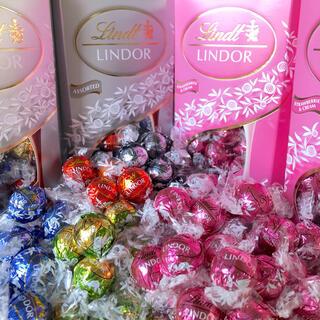 リンツ(Lindt)の🍊リンツ リンドールチョコレートセット🍊❺種類【72個】(菓子/デザート)
