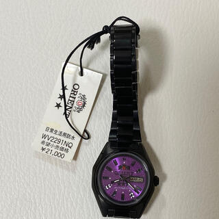 オリエント(ORIENT)の新品 ORIENT 腕時計 自動巻 星 オリエント(腕時計)