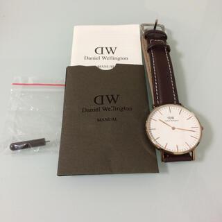 ダニエルウェリントン Daniel Wellington 腕時計 レディース
