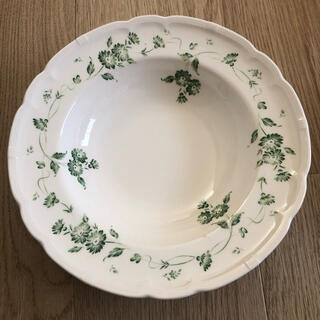 ニッコー(NIKKO)の未使用★NIKKO 6枚組 アンティーク優しい花柄のスープカレーパスタ皿(食器)